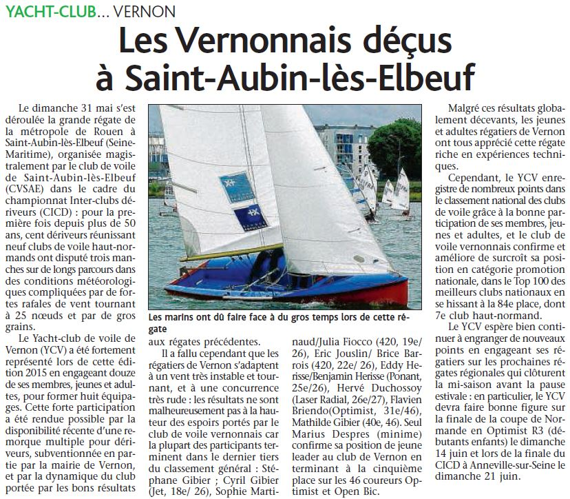 article cicd elbeuf